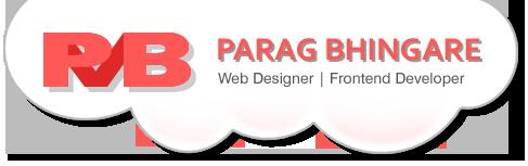 Parag Bhingare | Freelance Web Designer & Frontend Developer, Adelaide | Web Design, Adelaide