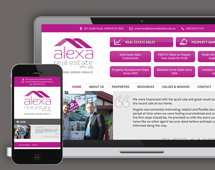 ALEXA Real Estate