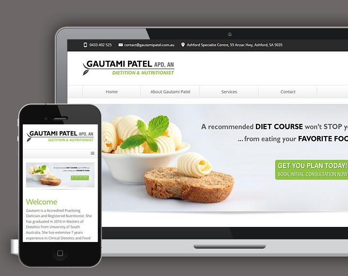 Gautami Patel- Dietition & Nutritionist