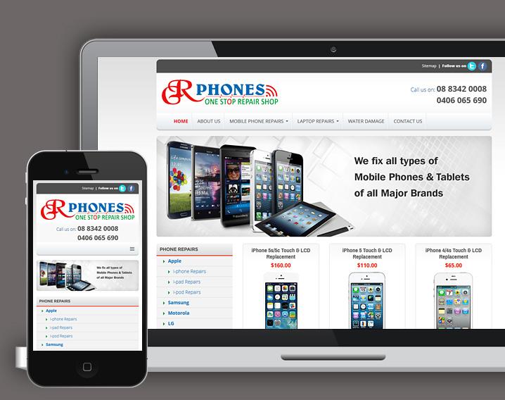 GR Phones Adelaide